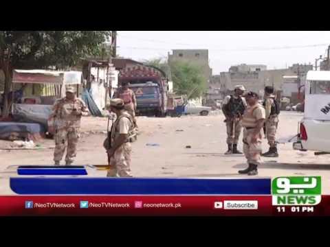 Neo News Pakistan Headlines 11PM | 20 October 2016