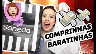 COMPRINHAS DE PERFUMARIA E COISAS PARA CASA
