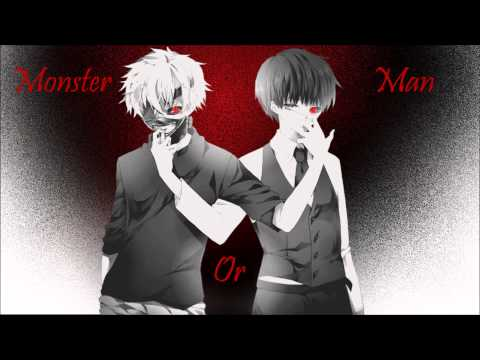 Monster or Man- Inspired by Tokyo Ghoul (Instrumental Version)