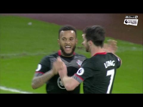 Southampton hammer Sunderland 4-0