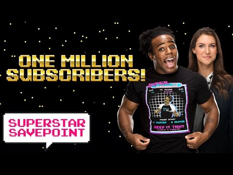 STEPHANIE MCMAHON commands her Queendom! — ONE MILLION SUBSCRIBER MYSTERY GUEST— Superstar Savepoint
