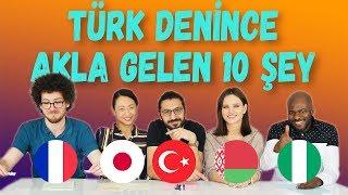 Yabancı Ülkelerde Türk Denince Akla Gelenler I ÇAT-PAT Muhabbetler Bölüm 5