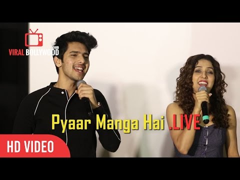 Thumbnail: Armaan Malik And Neeti Mohan LIVE Performance | Pyaar Manga Hai Song