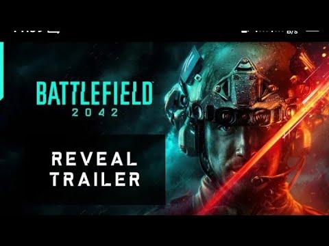 Battlefield 2042  Reveal Trailer (ft. 2WEI)