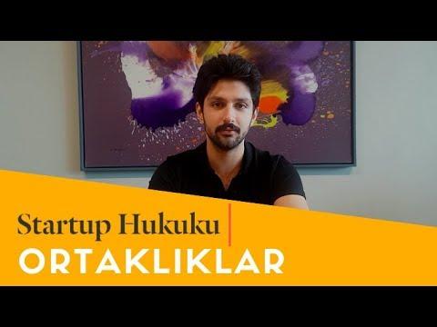 Startup Hukuku Ortaklık Nasıl Kurulmalı Youtube
