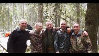 История с медведем охотник Мороз А.П.