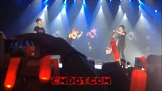 160813 iKon - Dumb and Dumber  @ iKoncert in Malaysia (encore)