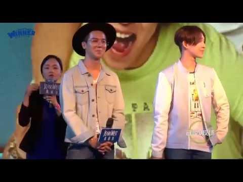 [Vietsub] 150611 JeansWest Fanmeet Song Minho & Nam Taehyun on CIC