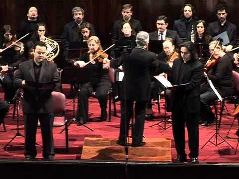 MOZART Cantata Masónica K.623 en Do Mayor
