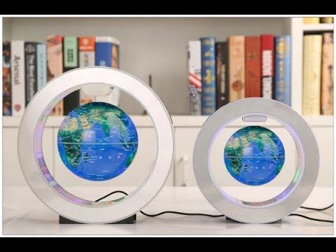 Floating Globe Magnetic Levitation Antigravity ideas