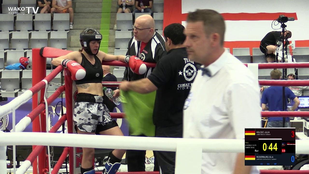 deutsche meisterschaft kickboxen 2019
