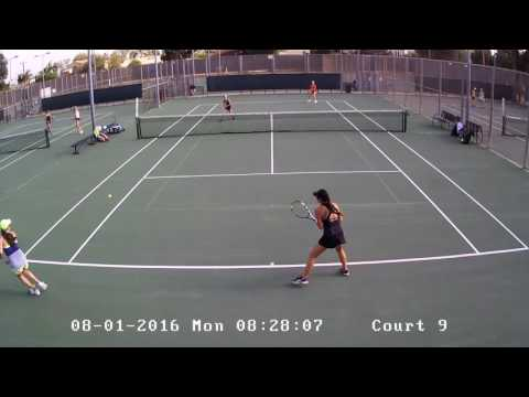 SZABO DOUBLES MATCH - RECRUITING VIDEO