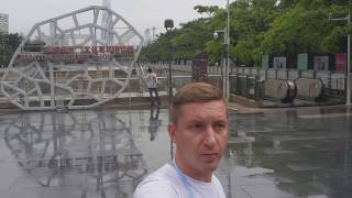 Гуанчжоу(достопримечательности гуанчжоу, рынки гуанчжоу, из гуанчжоу в гонк конг на поезде, четыре сезона, метро..., 2017-02-22T18:22:04.000Z)