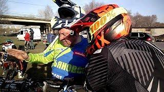Мотокросс Ульяновск, тренировка 12.04.19 Уроки-enduro