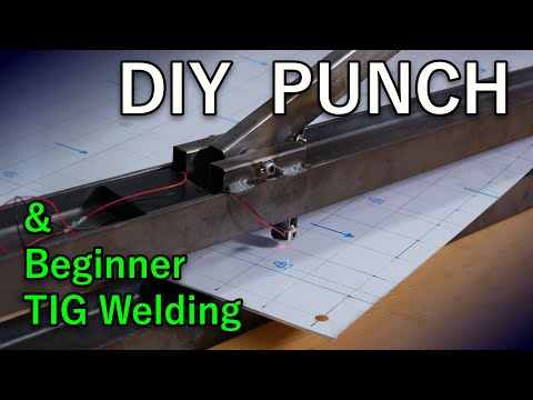 DIY Punch Tool