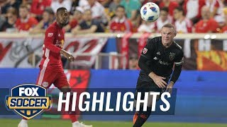 New York Red Bulls vs. D.C. United | 2018 MLS Highlights