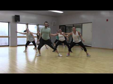 The Water Dance - Chris Porter ZUMBA choreography