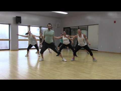 The Water Dance - Chris Porter ZUMBA choreography