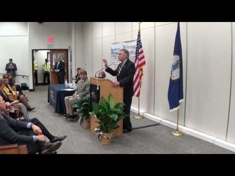 Governor Terry McAuliffe's DCC Press Conference on Cybersecurity