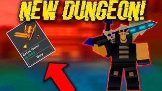 **NEW** PIRATE ISLAND MAP UPDATE + NEW GAMEPASSES, LOOT! (ROBLOX DUNGEON QUEST)