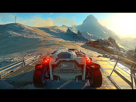 STAR CITIZEN - 45 Minutes of AWESOME Gameplay 60FPS (Open Universe Game) PC 2017