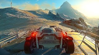 STAR CITIZEN - 45 Minutes of AWESOME Gameplay 60FPS (Open Universe Game) PC 2019