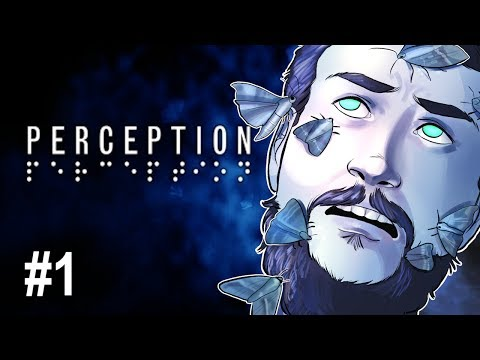 Perception [1] - New Echolocation Horror Game