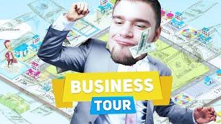 NAJLEPSZA RUNDA W MOIM ŻYCIU! | Business Tour [#46]
