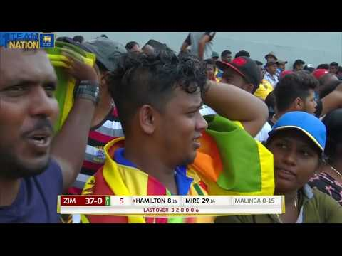 4th ODI Highlights: Sri Lanka vs Zimbabwe at MRICS Hambantot