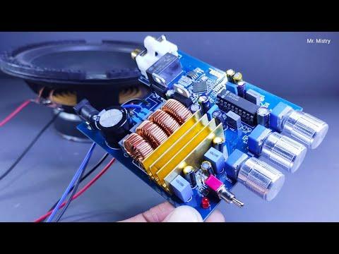 TPA3116 LM1036 Bluetooth CSR4.0 Amplifier Board | 50W×2 Bluetooth Amplifier Board