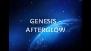 GENESIS - AFTERGLOW INSTRUMENTAL KARAOKE