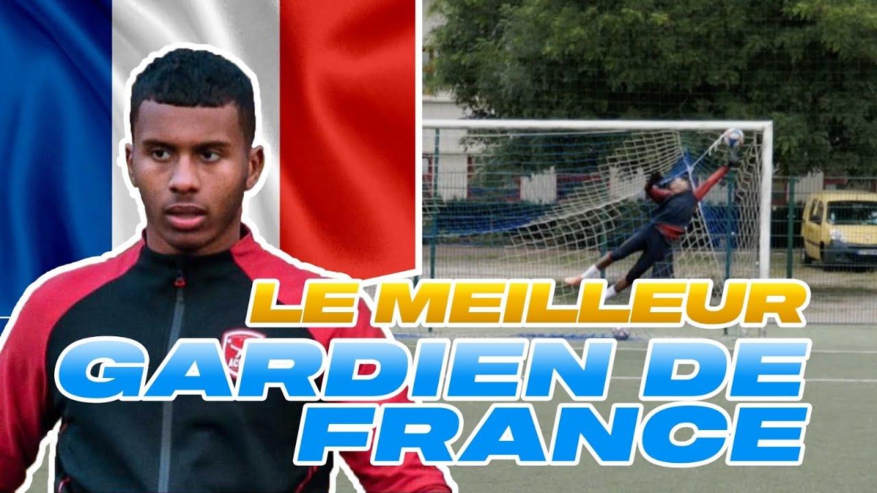 LE MEILLEUR GARDIEN DE FRANCE VIENT DE PARIS ? (Football Challenge)