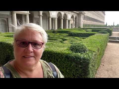 Download Real Monasterio de San Lorenzo del Escorial ( Madrid) 2-9-2021