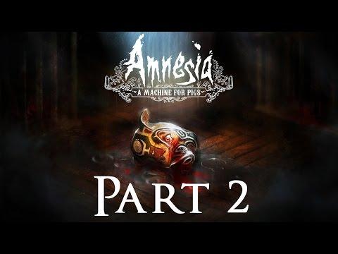 Amnesia: A Machine for Pigs walkthrough - Part 2 - Descent into darkness