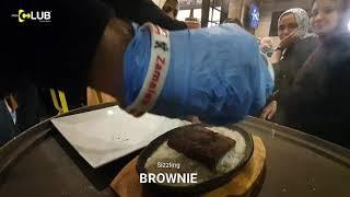 PizzaClub Sizzling Brownie
