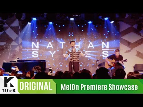 [Showcase] Nathan Sykes_Over And Over Again 외 8곡 (Part.1)