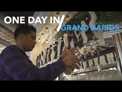 One Day In Grand Rapids | Pure Michigan