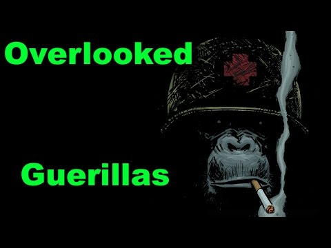 Overlooked Graphic Novel - Guerillas