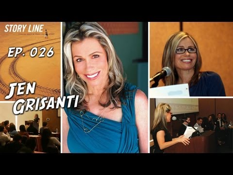 TV Writer Podcast 026 - Jen Grisanti (author & story career consultant)