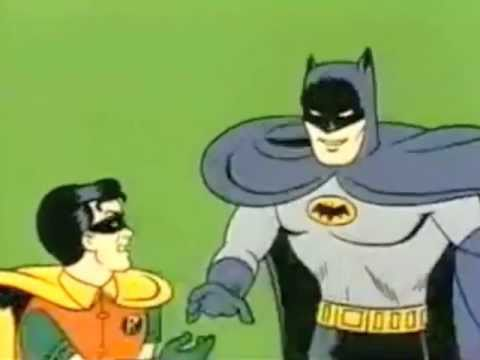 Holy 1960's Batman, Batman- Intro/Theme Song