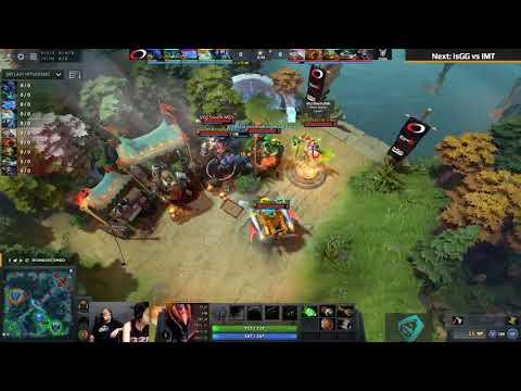 Complexity Gaming vs VG.J Storm Game 2 (BO2) l China Dota2 Supermajor - NA Qualifier