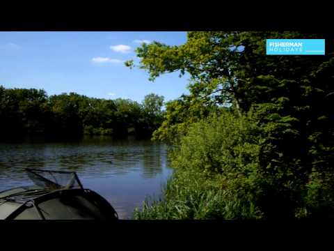La Brie, Carp Fishing in France