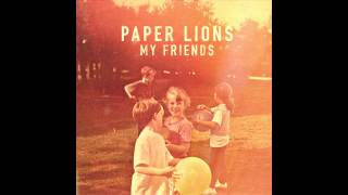 Ghostwriters - Paper Lions