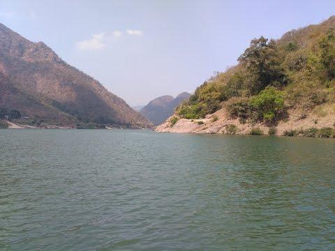 Beautiful view of Papikondalu | Godavari | Rajahmundry