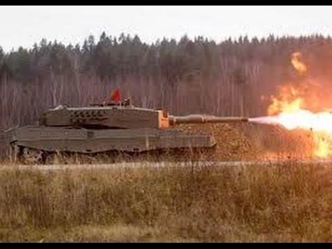 Main Battle Tanks Firing Compilation 1080p HD