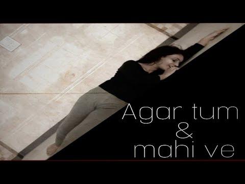 Download #DancewithRainy Agar tum sath ho | mahi ve | T-sieries mixtap