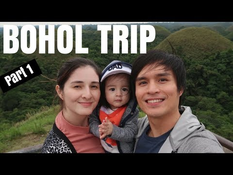 Bohol trip Part 1 | TheLizardoSquad