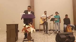 Culto  12.04.2020. Mensagem Êxodo 12. Rev.  Manoel Delgado Jr.