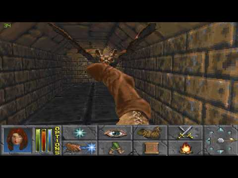 The Elder Scrolls: Daggerfall (PC/DOS) 1996, Bethesda softworks