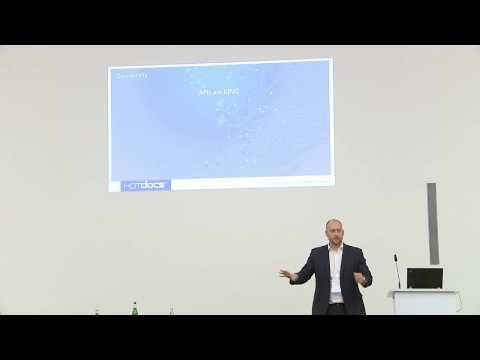 ENGAGE, CONSOLIDATE, CONNECT - LEGAL TECH - Graham Penman Hot Docs